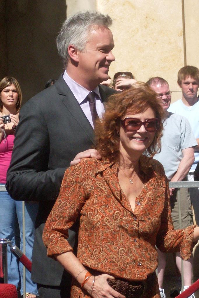 Susan Sarandon Tim Robbins Oscars Jokes