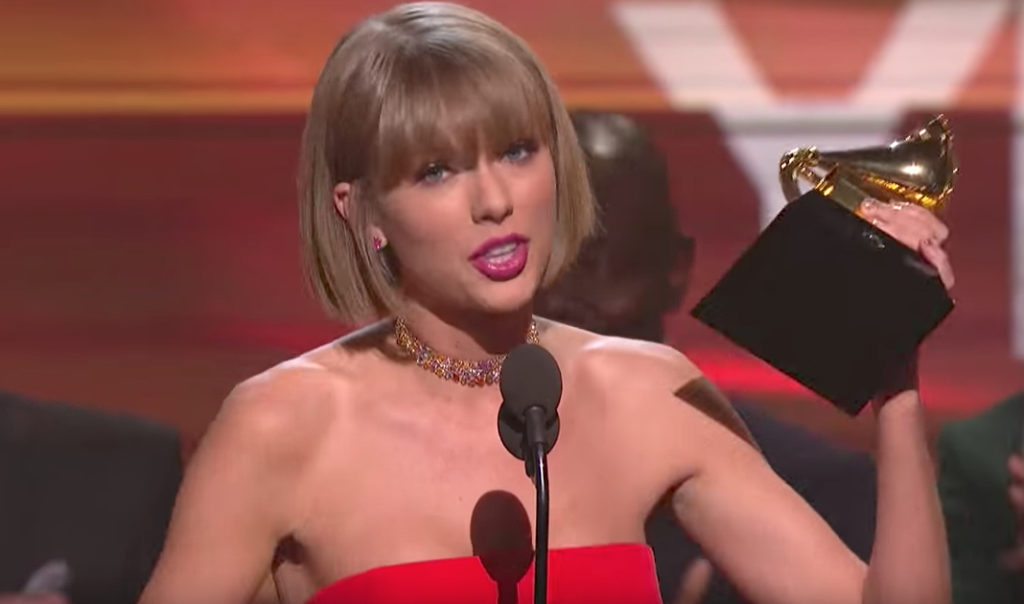 Taylor Swift Funniest Awards Acceptance Speech Punchlines