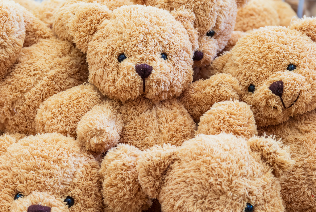Teddy Bears Valentine's Day Amazing Facts