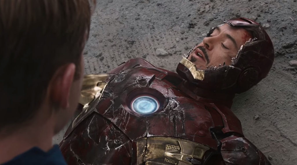 The Avengers Iron Man Jokes in Non-Comedy Movies