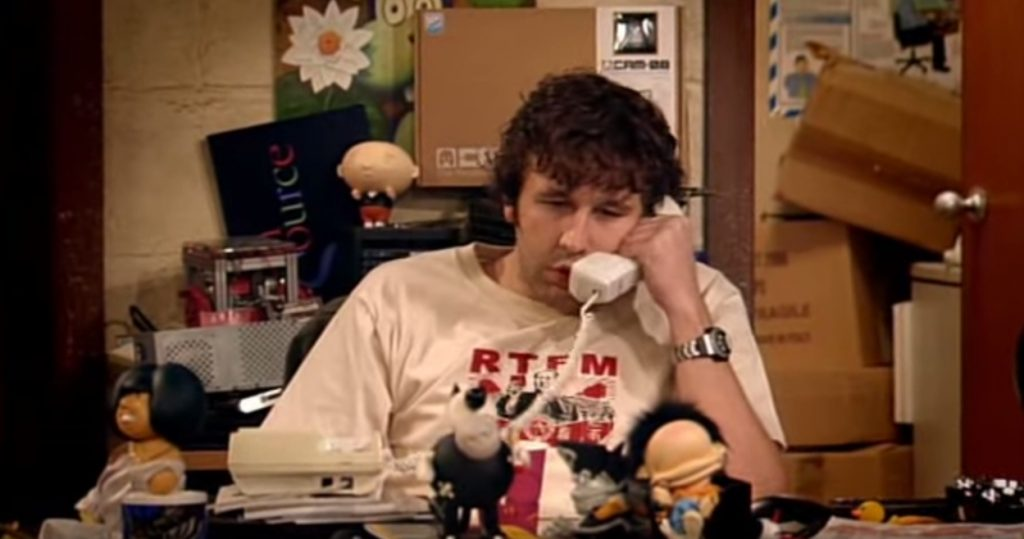 The IT Crowd Funniest Sitcoms