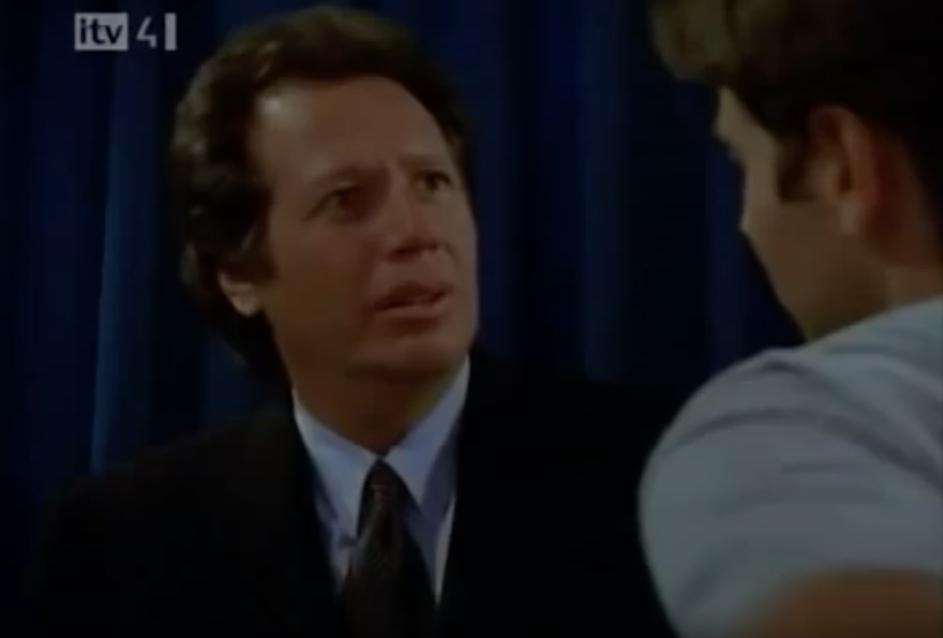 The Larry Sanders Show David Duchovny Funniest Sitcom Jokes