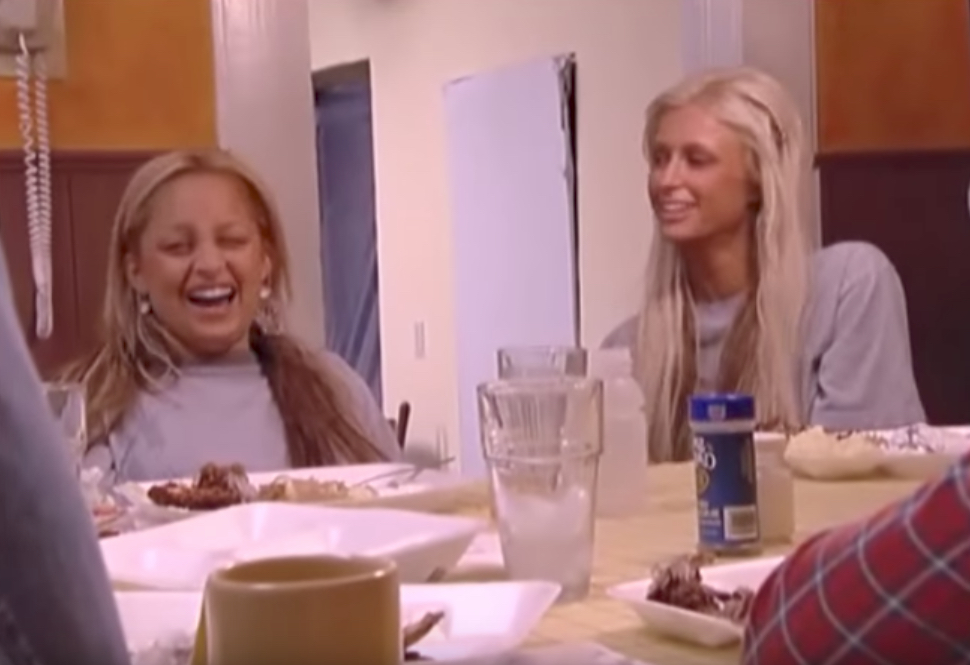 The Simple Life Paris Hilton Reality Show