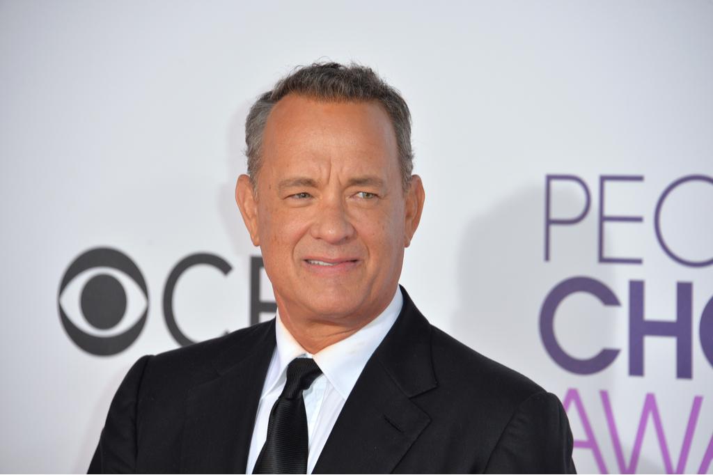 Tom Hanks most famous actors