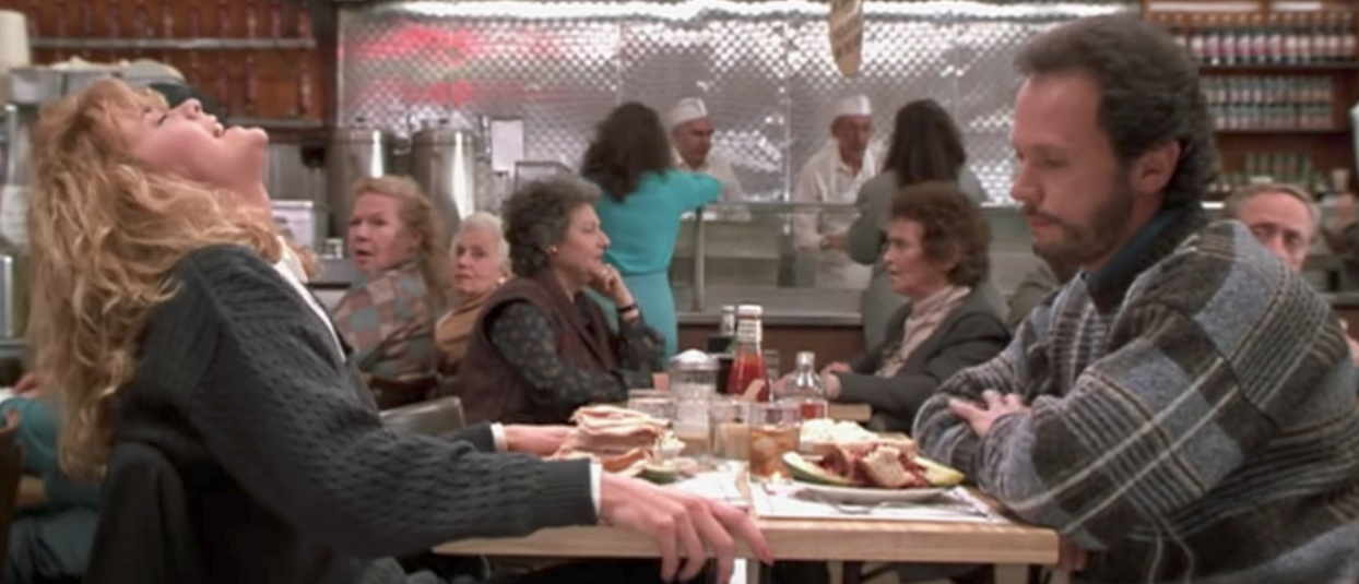 When Harry Met Sally funny movie quotes