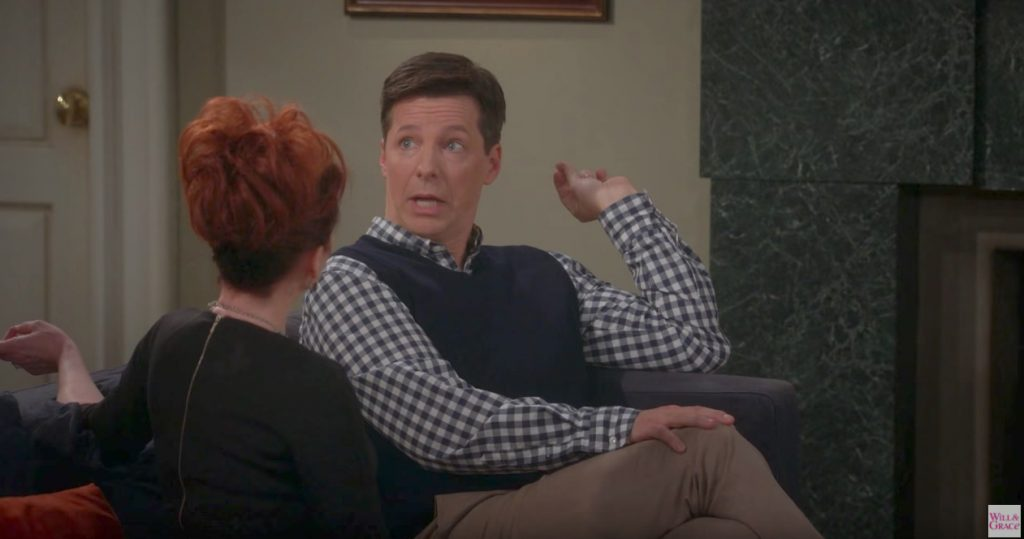 Will & Grace Funniest Sitcoms