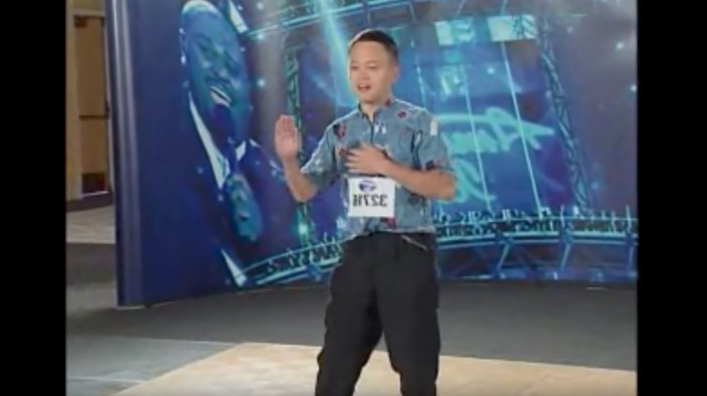 William Hung American Idol Reality Show