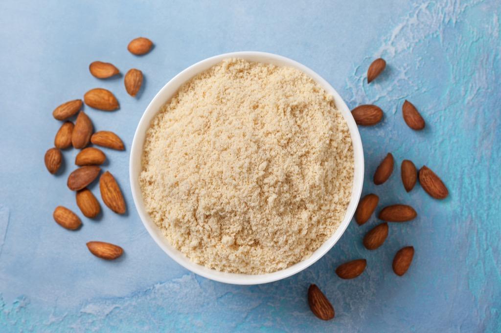 almond flour heart healthy diet
