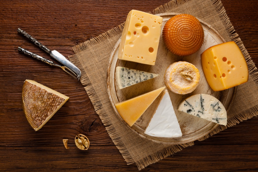cheese plate habits that increase your risk of a stroke