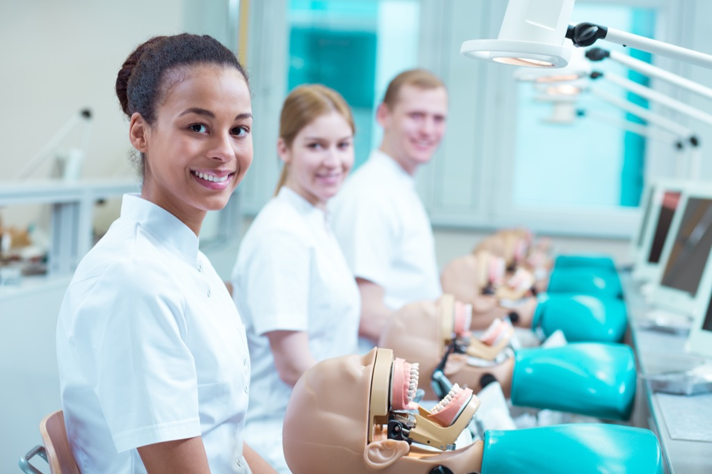 Dentistry Students