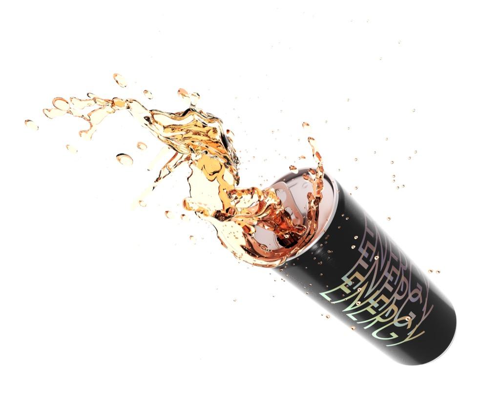 energy drink hurts blood pressure