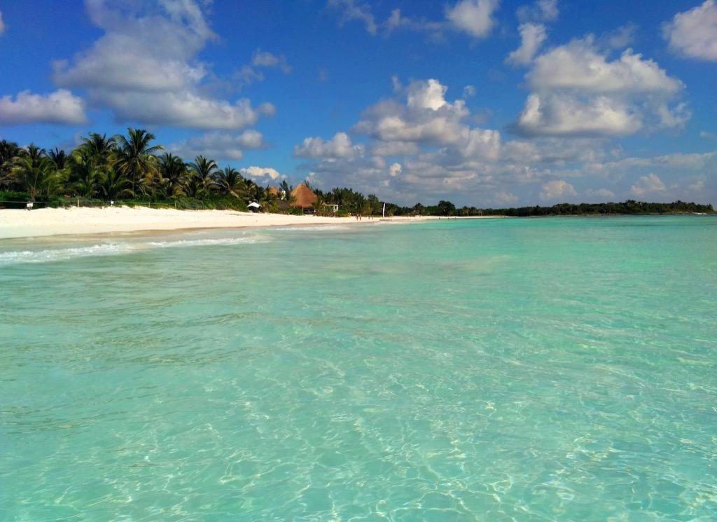 nude beaches cancun