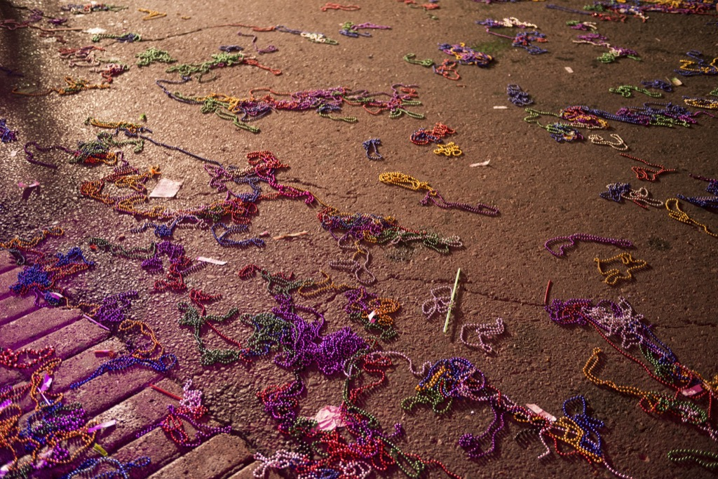 mardi gras beads, top slang words in every state