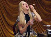 nicole kidman eats bugs on vanity fair secret talent theater