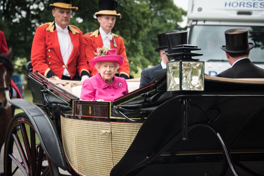 Queen Elizabeth Royal Married Life