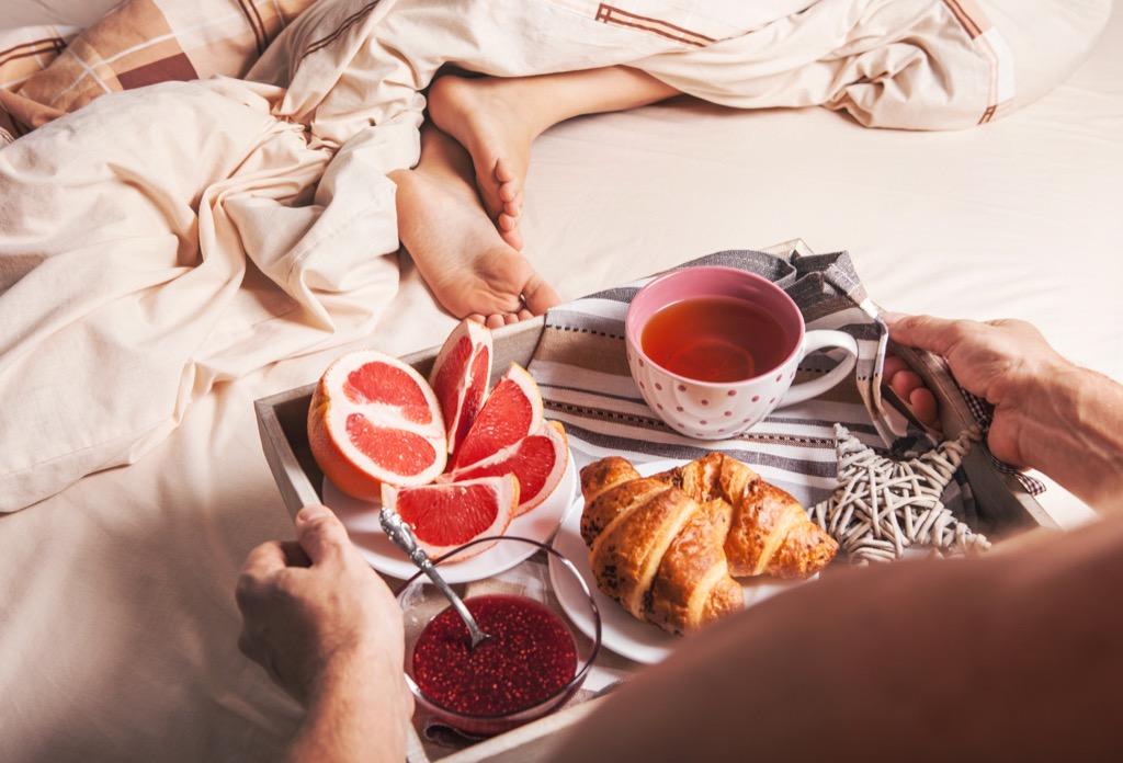 breakfast before work Health Boosters
