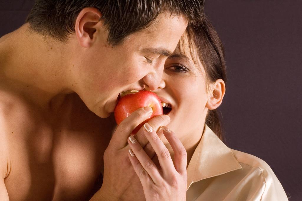 apple aphrodisiac foods