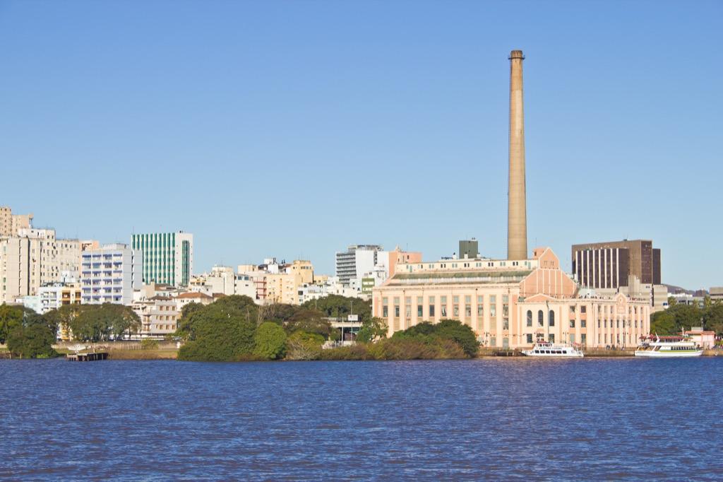 Porto Alegre, Brazil Cleanest Cities in the world
