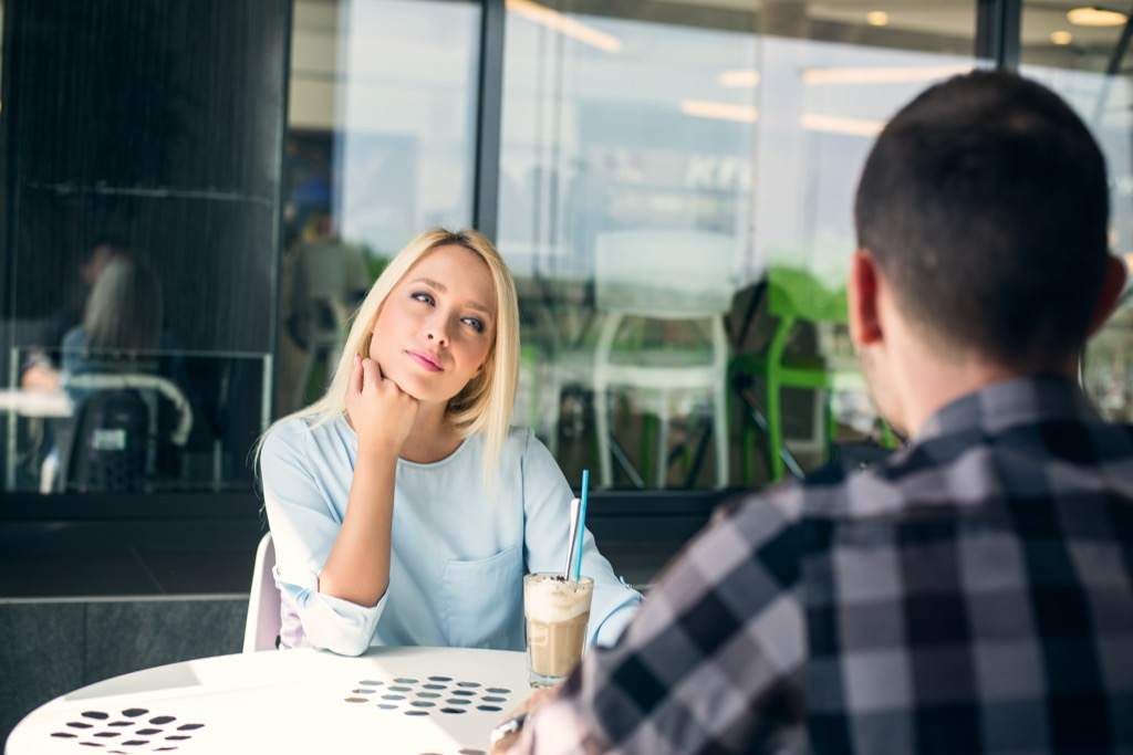 red flags Being Single in your thirties