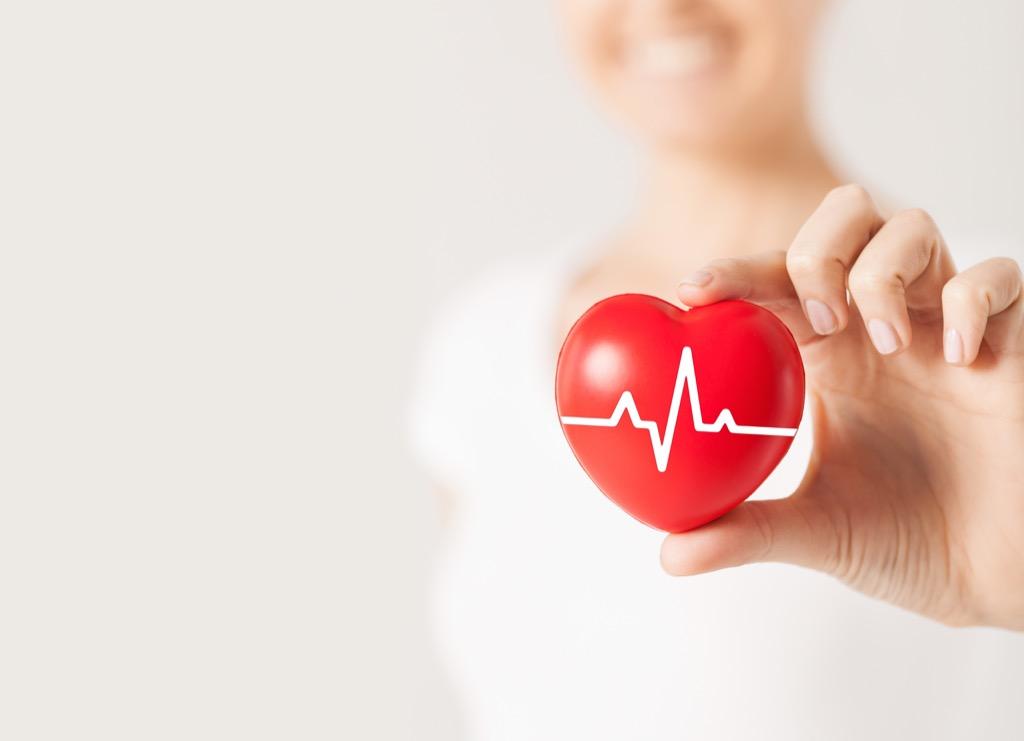 Lower Heart Attack Risk