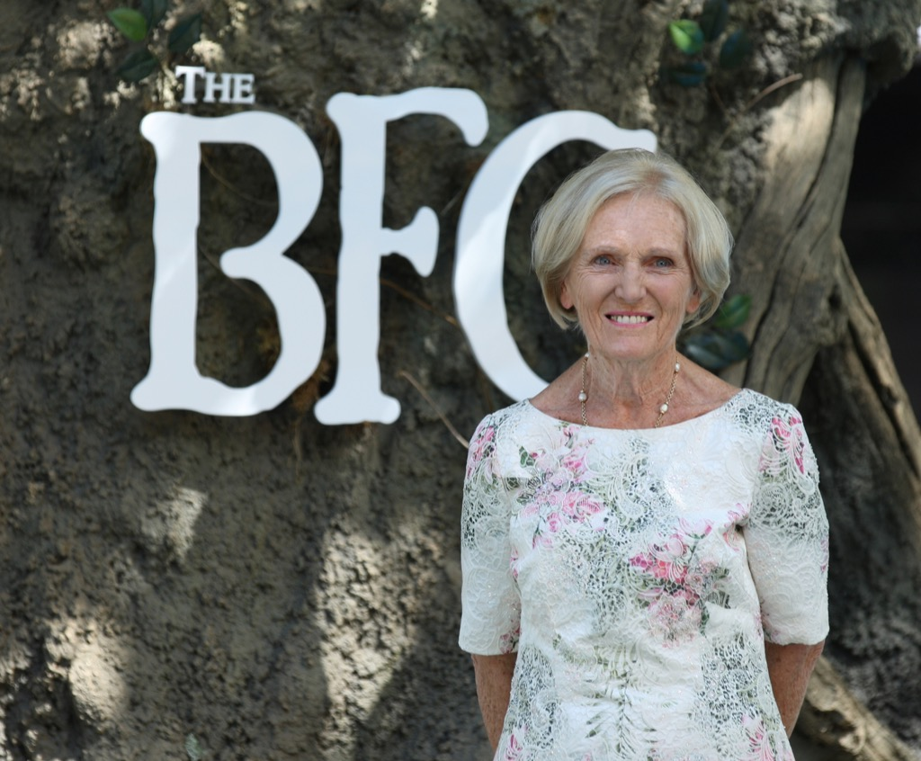 Mary Berry Funniest Reality Show Catchphrases
