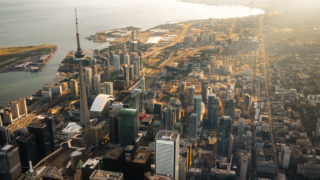 Toronto cleanest cities in the world
