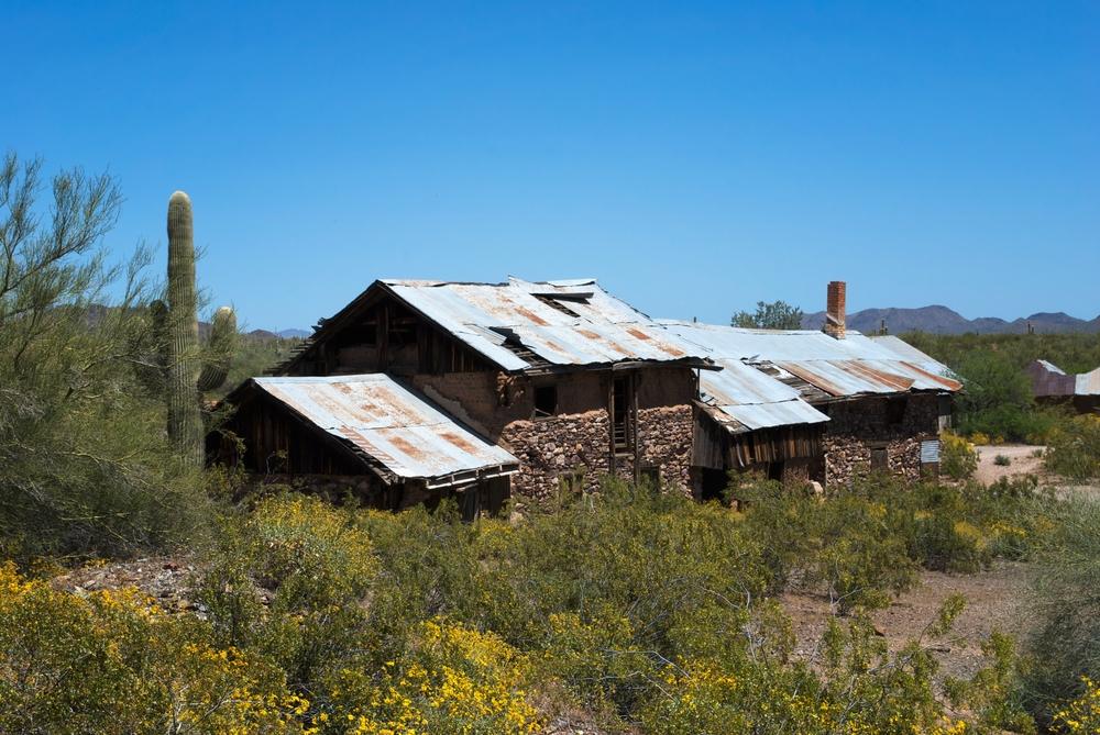 the vulture mine arizona