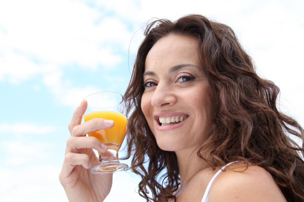 Healthy Older Woman women's Health myths