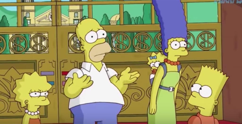 The Simpsons screenshot
