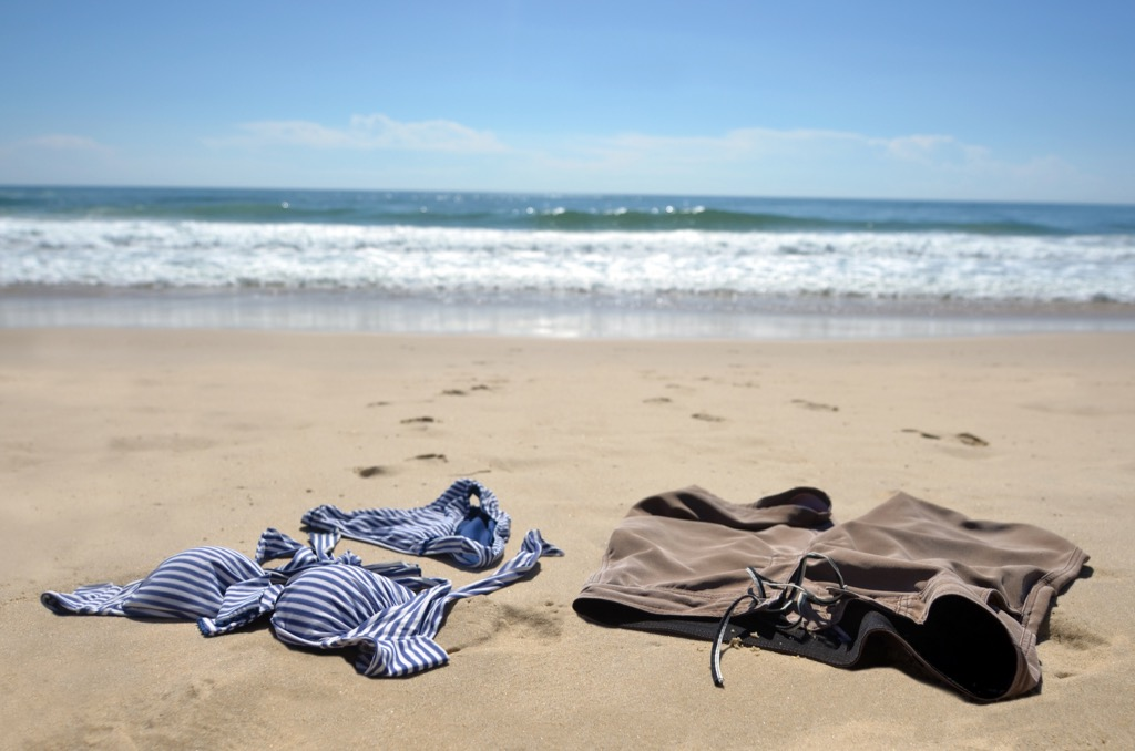 beach swimsuits