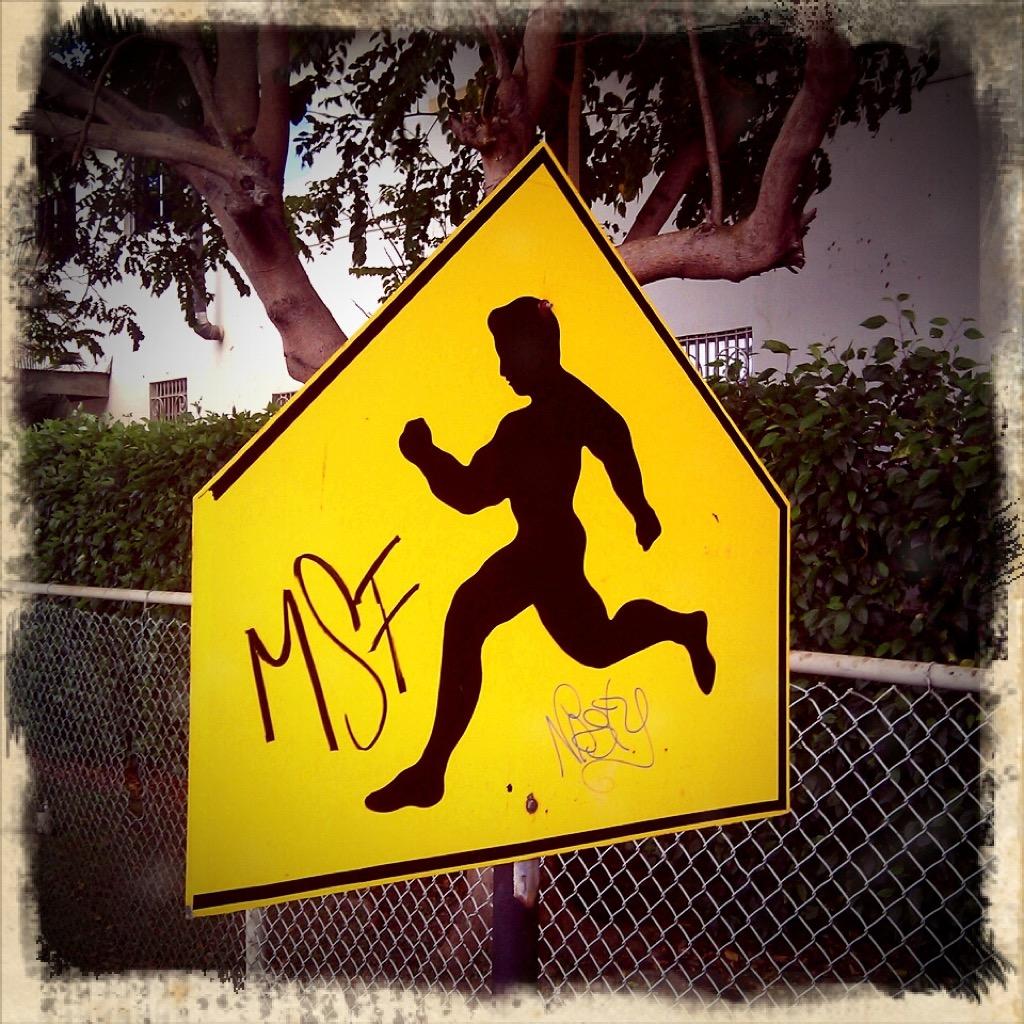 Road Warning Sign Wordplay Jokes