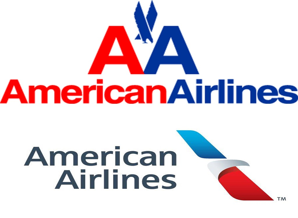 American Airlines worst logo redesign