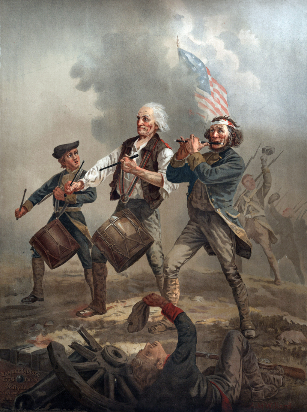 American Revolutionary War Unsolved Mysteries