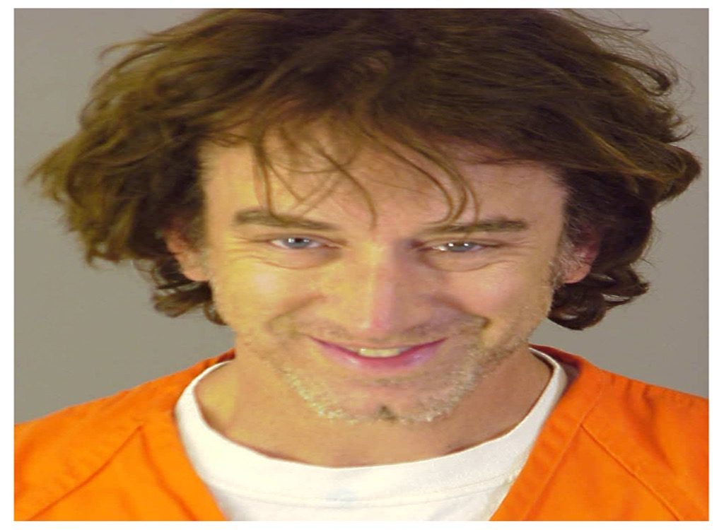 Andy Dick funny celebrity mugshots