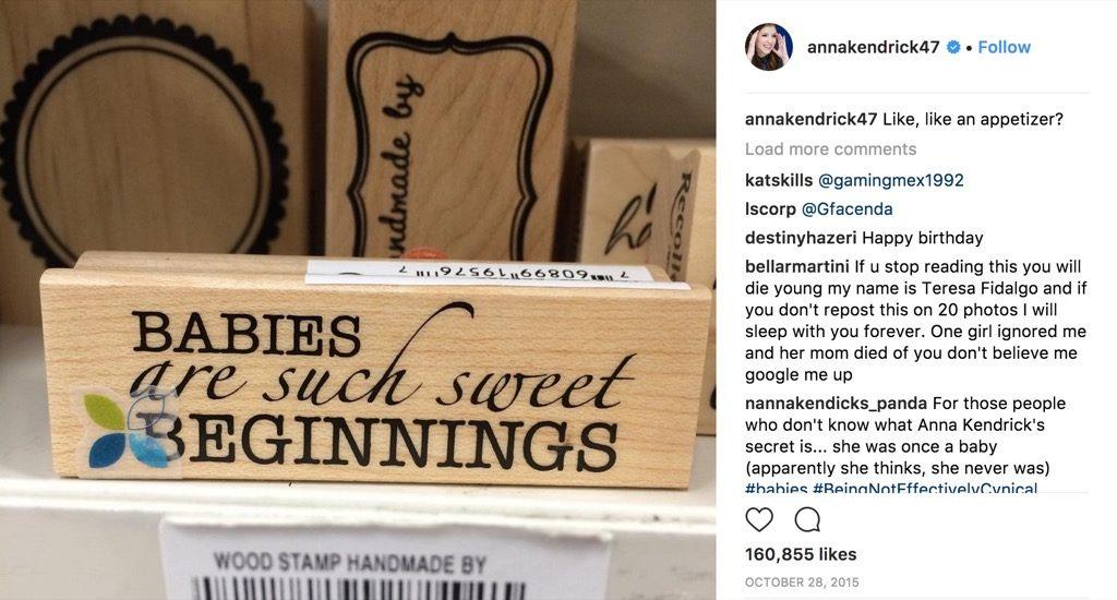 Anna Kendrick funniest celebrity photos