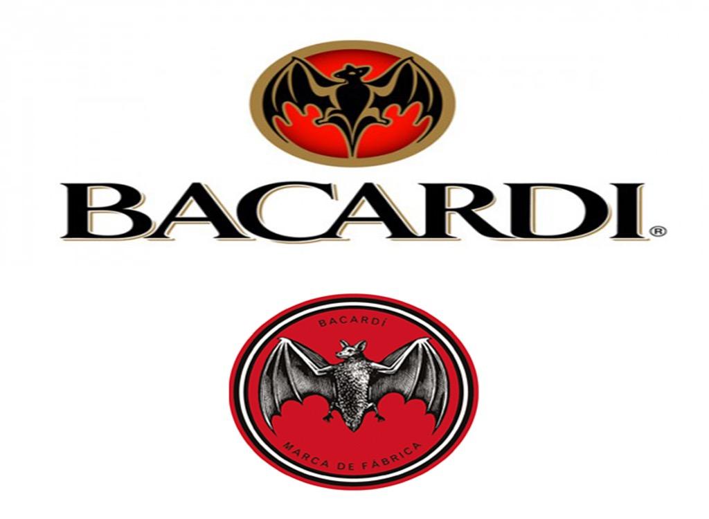 Bacardi worst logo redesign