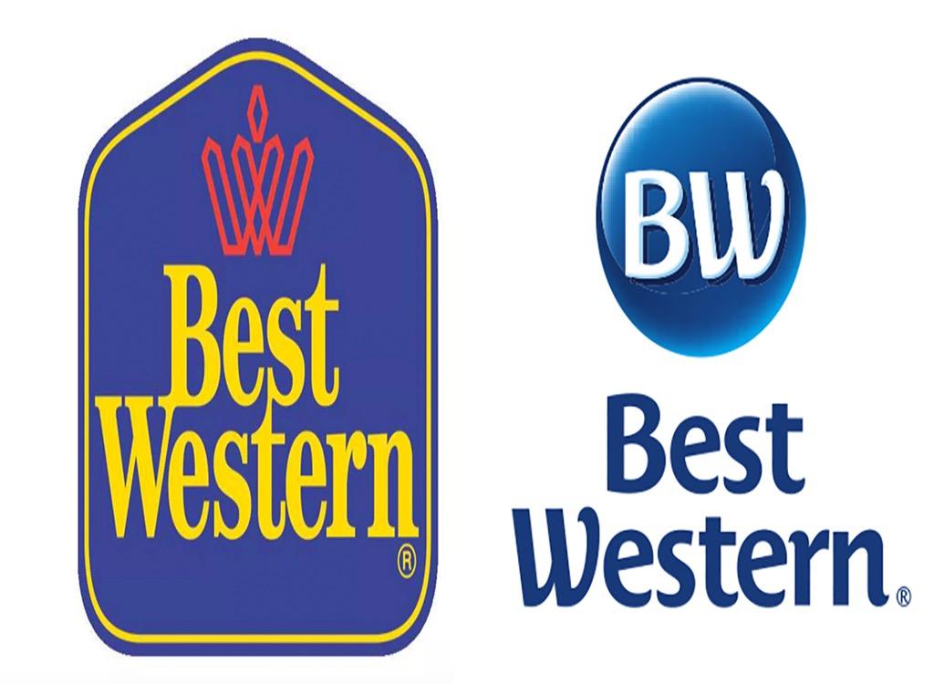 Best Western worst logo redesign