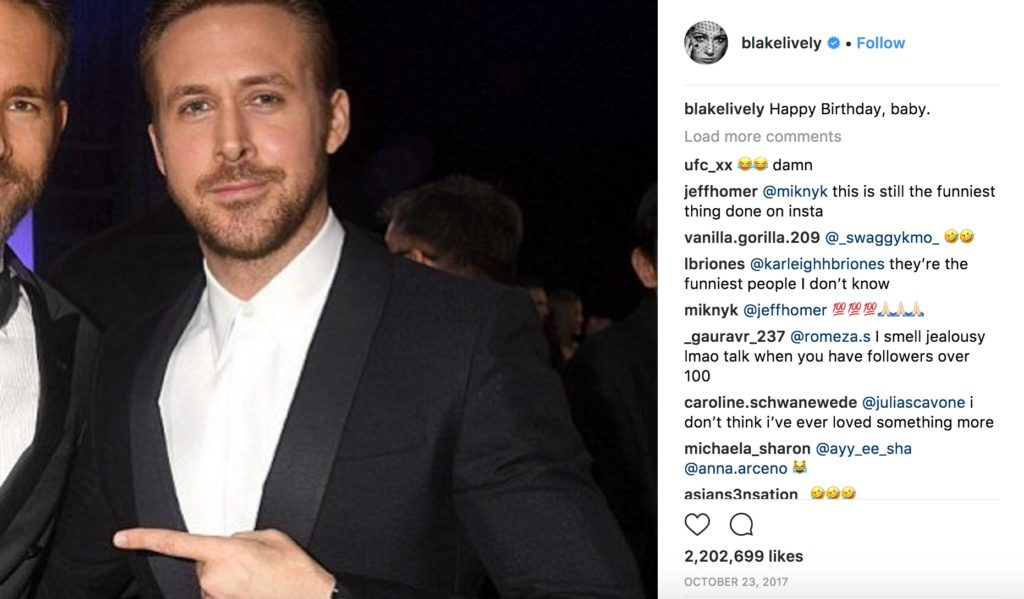 Blake Lively funniest celebrity photos