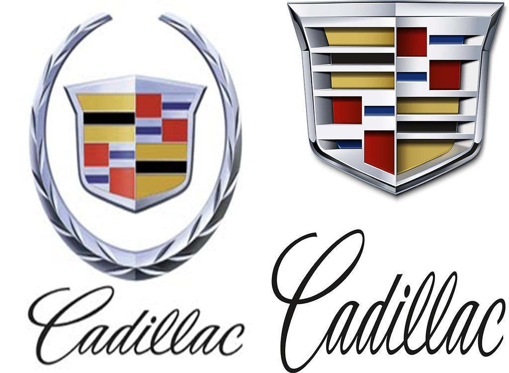 Cadillac worst logo redesign