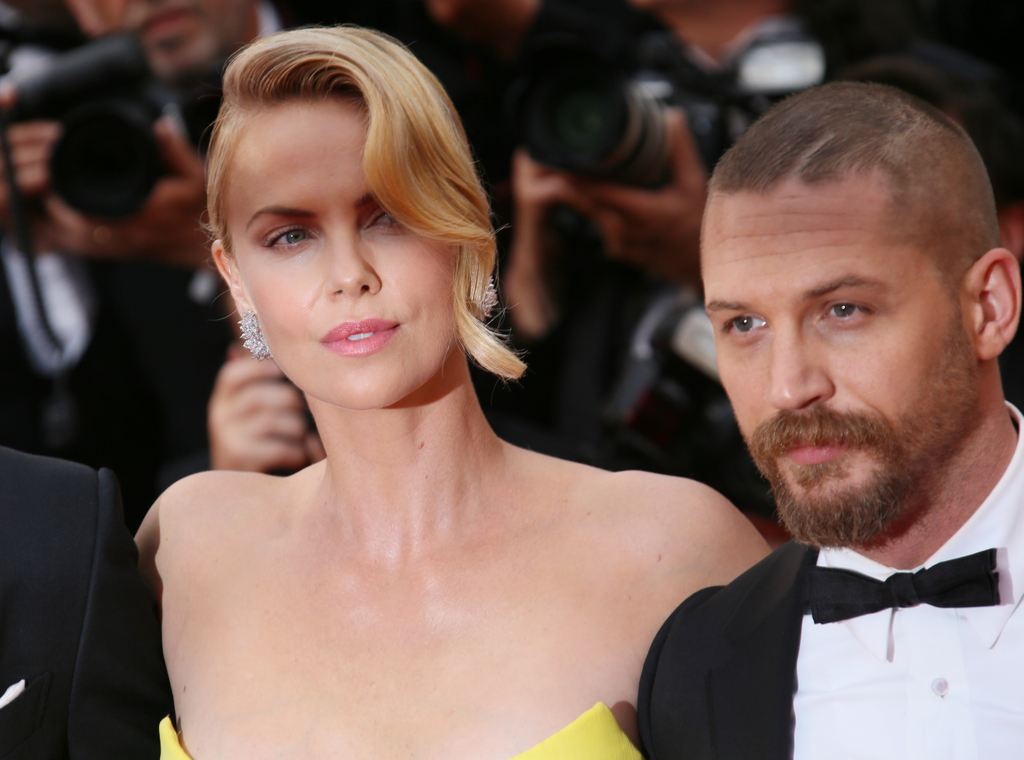 Tom Hardy Charlize Theron On-Screen Couples Who Hate Each Other