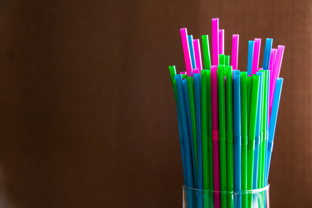 Colorful Straws {best of 2018}