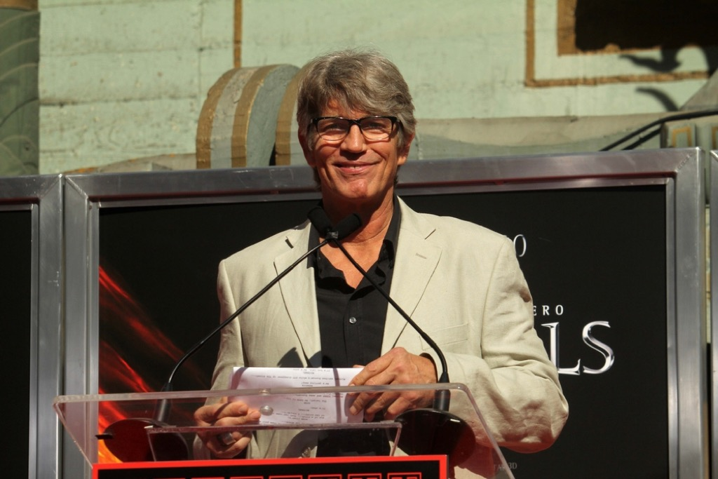 Eric Roberts washed-up actor