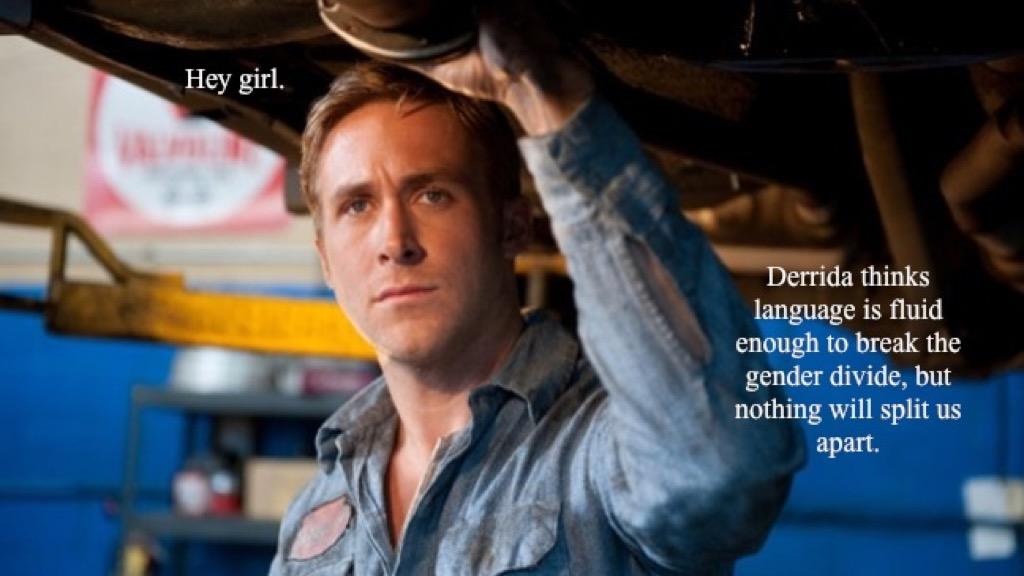 Feminist Ryan Gosling meme