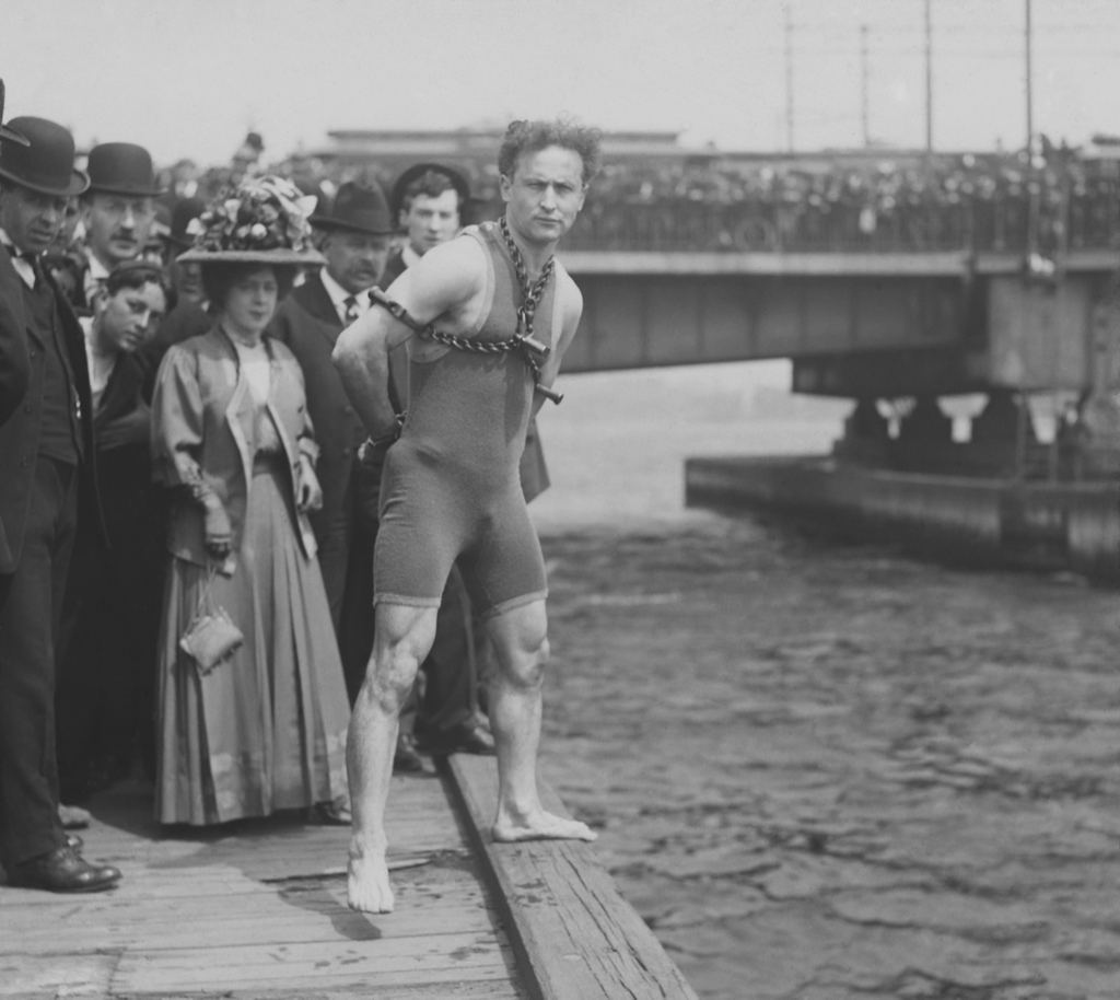 Harry Houdini Unsolved Mysteries