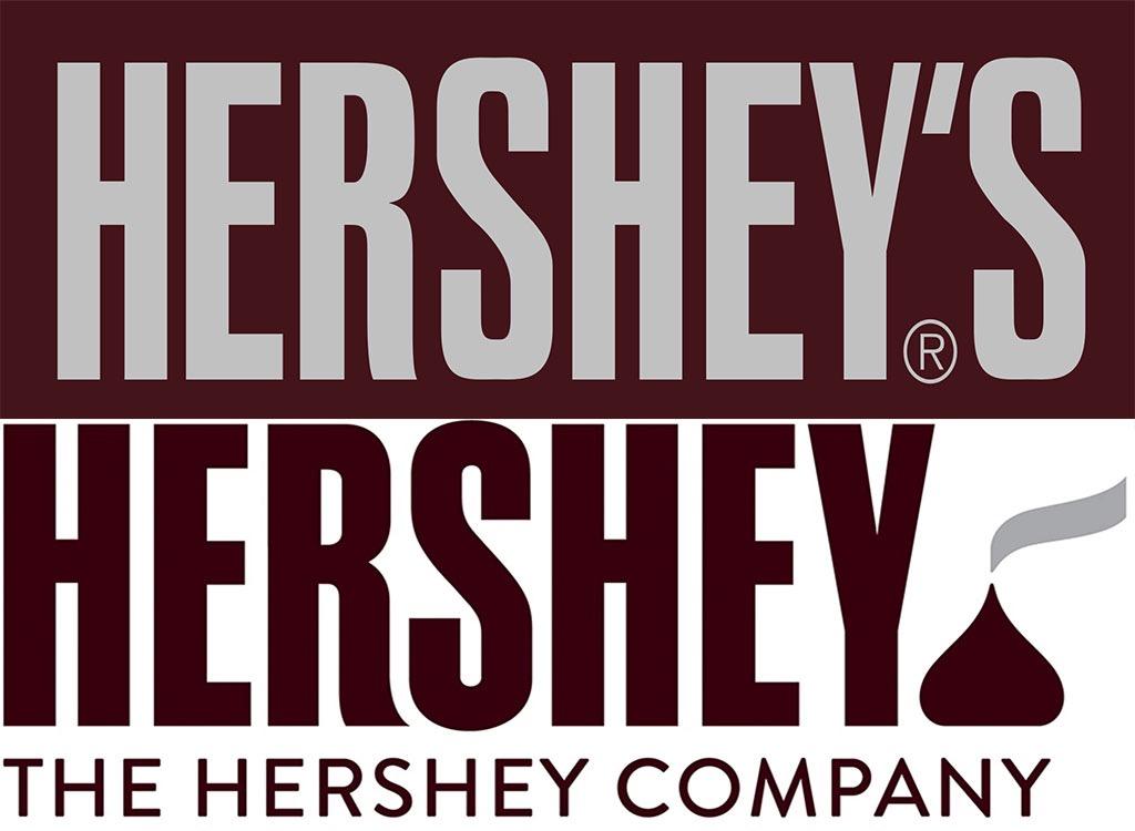 Hershey worst logo redesign