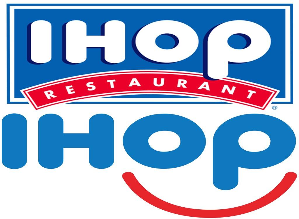IHOP worst logo redesign