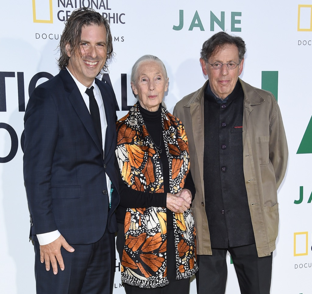 Jane Goodall best one liners