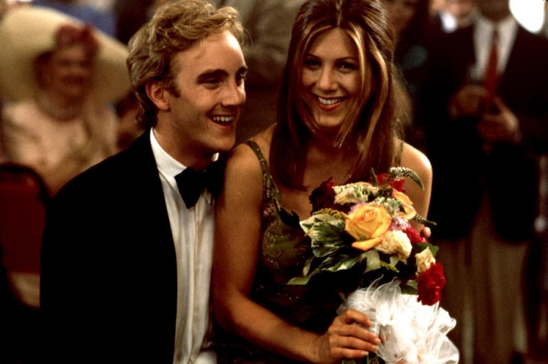 Jennifer Aniston Jay Mohr Picture Perfect On-Screen Couples Who Hate Each Other