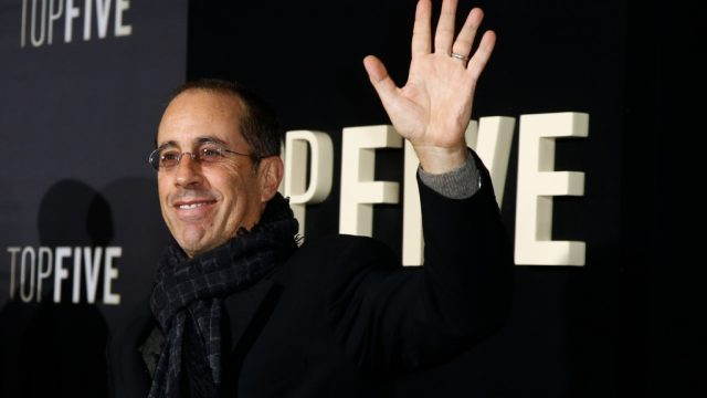 Jerry Seinfeld comedians