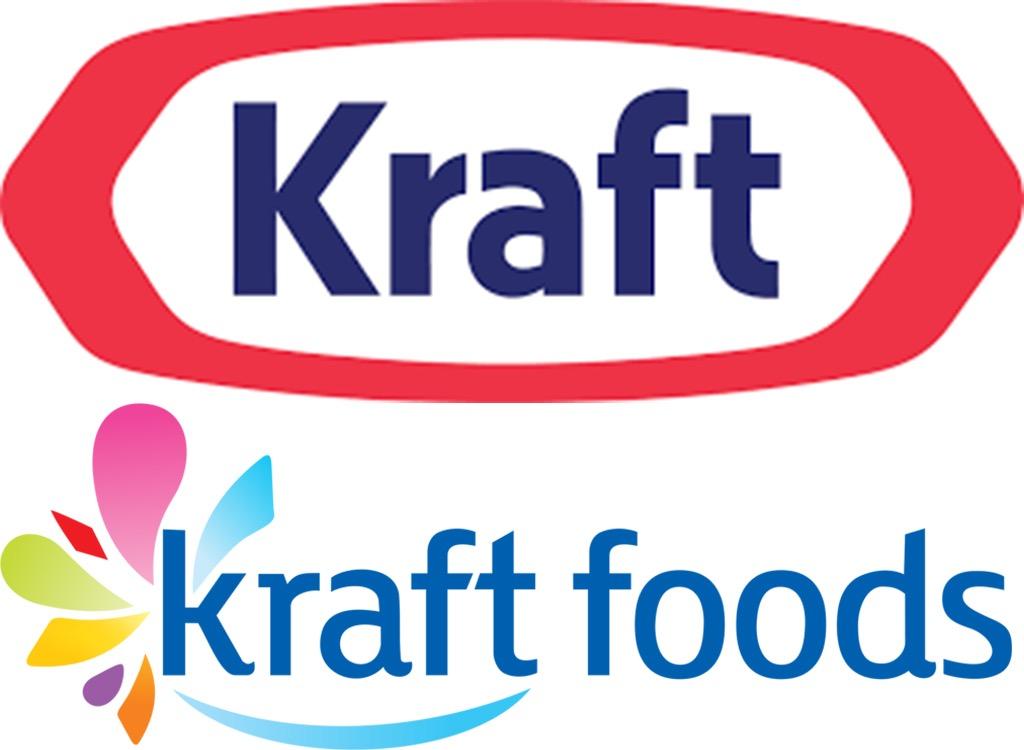 Kraft worst logo redesign